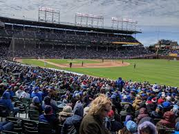 Wrigley Field Section 131 Chicago Cubs Rateyourseats Com