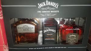 jack daniels gift set gentleman jack sinatra select single barrel span