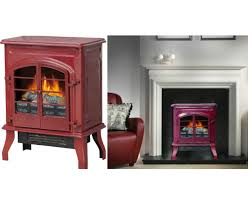 decor flame electric stove heater