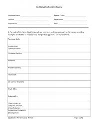 Performance Evaluation Custom Job Performance Evaluation Form Templates Complete Guide Example