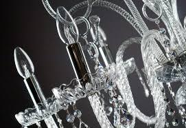 villaverde london swan crystal chandelier gallery 1