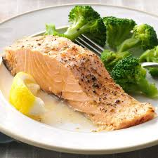 cooked salmon fillet. Fine Salmon Inside Cooked Salmon Fillet