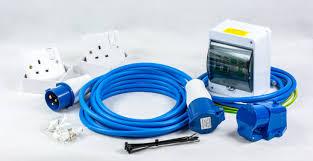 caravan mains plug wiring diagram caravan wiring diagrams