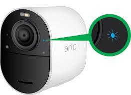 Arlo Red Light What Do The Different Led Behaviors On My Arlo Camera Mean