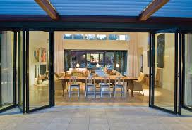 interior accordion glass doors. glass accordian doors. an absolute must in the forever house. interior accordion doors t