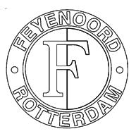 Voetbal Logo Kleurplaten Voor Voetballers Kleurplaatjecom