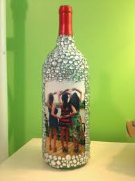 Wine Bottle Decorations Handmade 100 DIY Ideas That Turn Old Wine Bottles Into Adorable Crafts 9