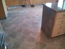 Cobblestone Kitchen Floor Flooring Cobblestone Tile Flooring Not Yet Finished Floor
