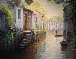 art oil painting techniques