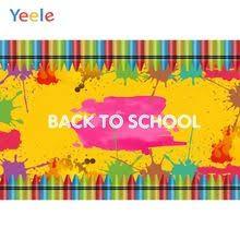<b>Yeele</b> Party Photocall <b>Back To</b> School Pencil Graffiti Photography ...