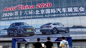 In addition to hong qi, bingo, sitech and haima are faw's most popular electric car brands. Auto China 2020 German Carmakers Look To Switch Gears Business Economy And Finance News From A German Perspective Dw 25 09 2020