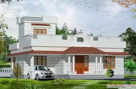 Kerala Home Design One Floor Plan Single Floor House Designs Kerala Planner House Plans 86416