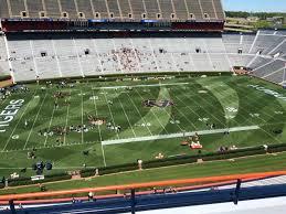 Jordan Hare Stadium Section 104 Row 5 Seat 7 Auburn
