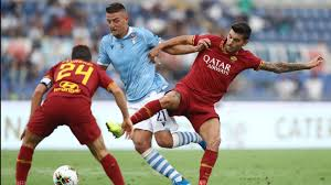 Rome Derby: Lazio, Roma face off with much more than city ...