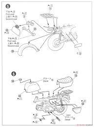 Honda gorilla custom takekawa specification ver 1 model car assembly guide3