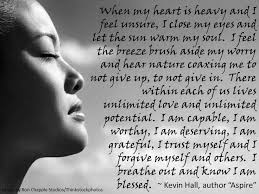 Heavy Heart Quotes Gorgeous When My Heart Is Heavy Quote Quotes