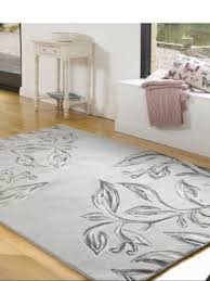 rug new quality wool designer slate grey reduced