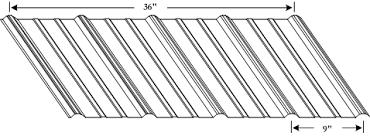 classic rib panel classic rib metal roofing47