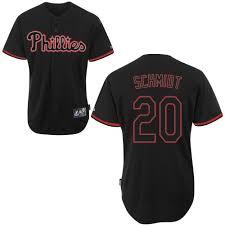 Store And Jersey Base Schmidt Phillies Mike - Jerseys Philadelphia Cool Flex