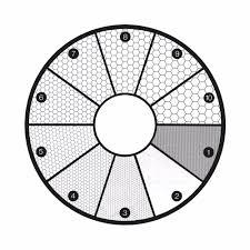 G43 Astm Grain Sizing Carbide Chart Pyser Optics