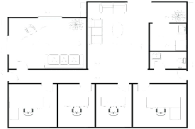 small home office floor plans. Small Office Plans Layout Excellent  Interesting 4 Home Floor