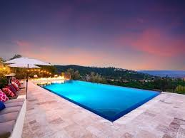 infinity pool beach house. Infinity Pool For Sunset Viewing? Yes, Please In Laguna Beach-0 Infinity Pool Beach House N