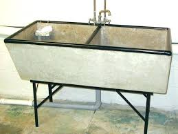utility sink drain cement laundry sink double bowl utility sink awesome antique laundry sink ideas plan utility sink