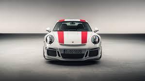 2016 Porsche 911 R | Motor1.com Photos