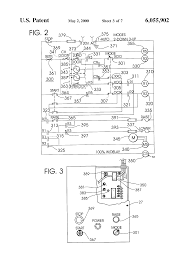 patent us6055902 compaction apparatus electrical ram motion patent drawing