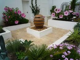 Small Picture Spanish Courtyard Garden Modern Garden Designs Pinterest