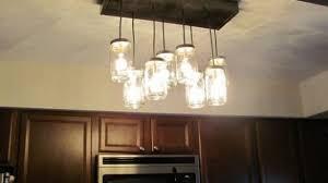 diy kitchen lighting. Mason Jar Kitchen Lights Outstanding Diy Chandelier Track Lighting Pendant For 5 R
