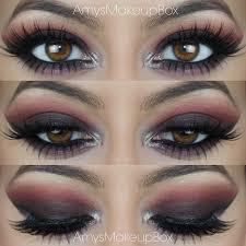 dark smokey eye smokey eye makeup for brown