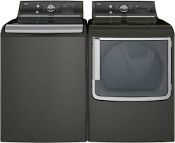 Ge Appliances Washing Machine Ge Gfw450spkdg 27 Inch Front Load Washer With Steam Option