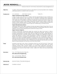 Resume Objective For Sales Cool Objective Resume Examples Job Objectives Resume Example Of Objective
