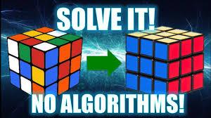 Pattern To Solve Rubik's Cube Best Design Inspiration