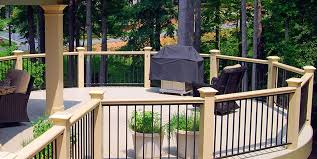 deck railing ideas landscaping network