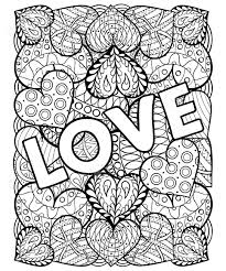 Small Picture Valentine Coloring Pages For Adults zimeonme