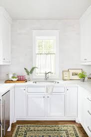 White kitchen Modern Country Living Magazine 24 Best White Kitchens Pictures Of White Kitchen Design Ideas