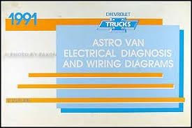 1991 gmc light duty data book original