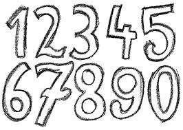Numbers Png Free Download Png Arts