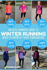 What to wear running in 15 degrees