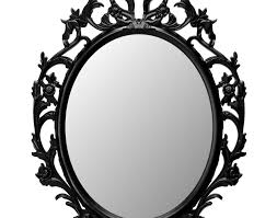 vintage mirror drawing. mirror : amazing black vintage ung drill oval width 23 1 4 height awe inspiring large riveting ornate drawing