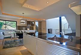 Modern Luxury Kitchen Designs House Tat Designed By Nico Van Der Meulen Architects Keribrownhomes