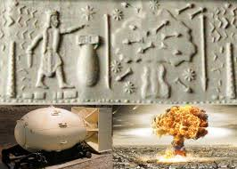 Image result for nuclear explosion in hieroglyphics