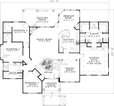 country house plans building plans ontario split entry home plans luxury with floor plan foyer