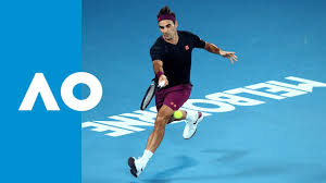 Roger Federer best shots | Australian Open 2020 - YouTube