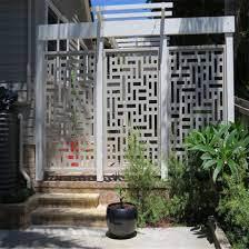 customized laser cut decorative outdoor