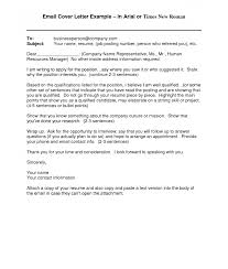 Cover Message For Resume Cover Letter For Email Resume Attachment Image collections Cover 71