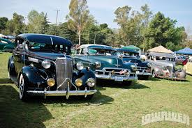 2nd Annual Greenspan's Classic Car Show - Lowrider Magazine