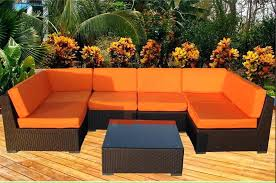 las vegas craigslist furniture valuable design ideas patio furniture 7 piece outdoor wicker sectional sofa set